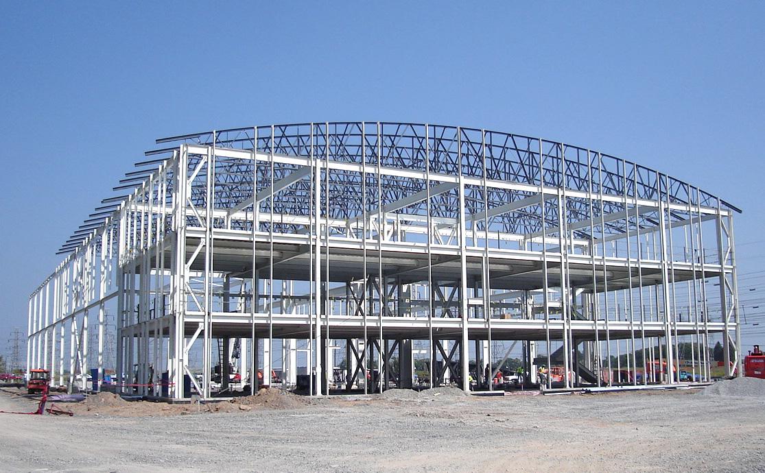 NYPA Niagara Steel Structure