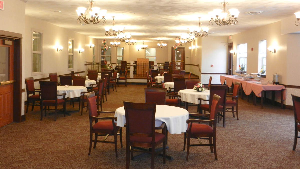 Meadowbrook Dining Room