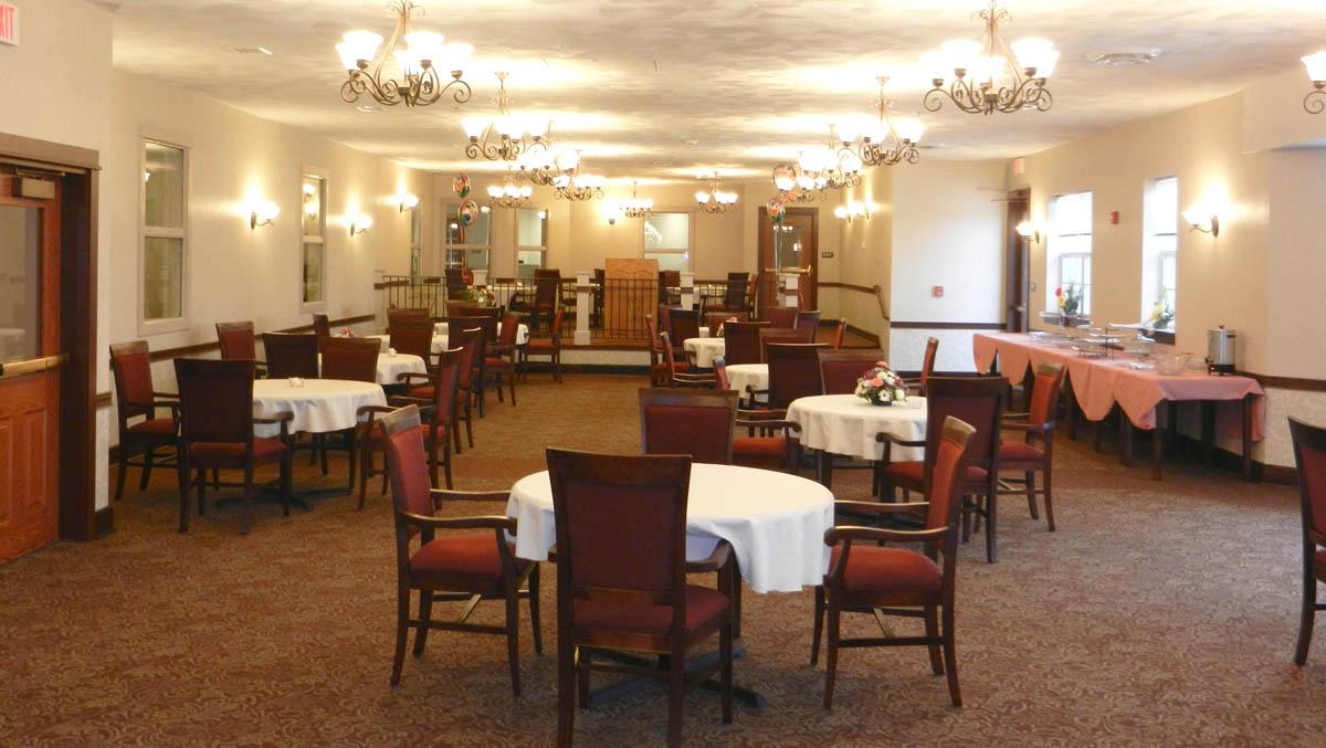 Meadowbrook Dining Room