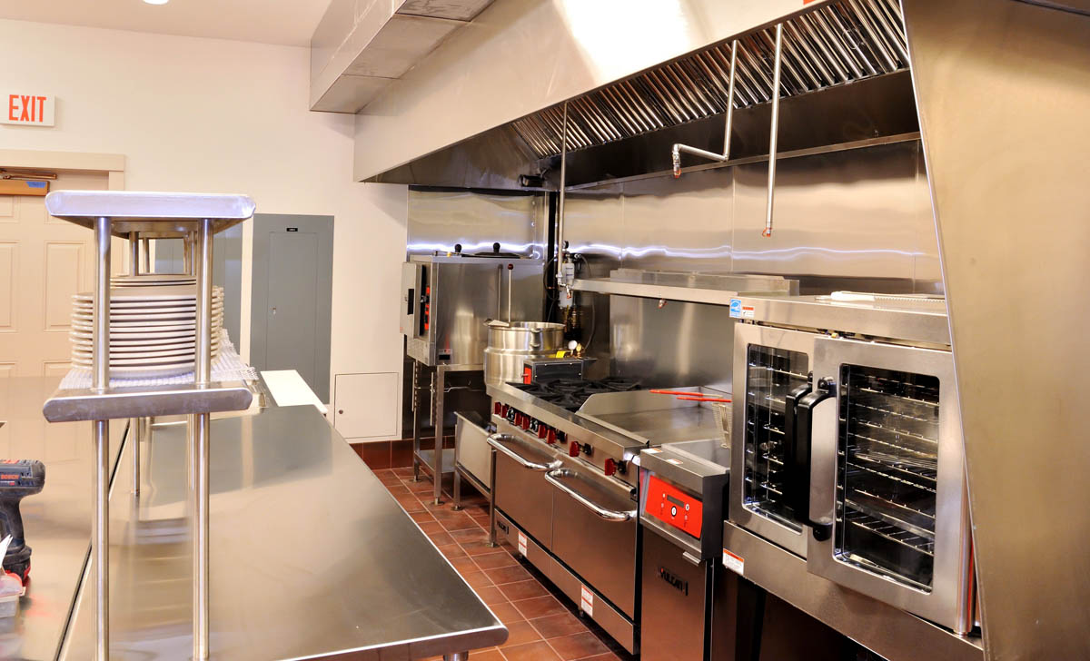 Commercial Kitchen Meadowbrook