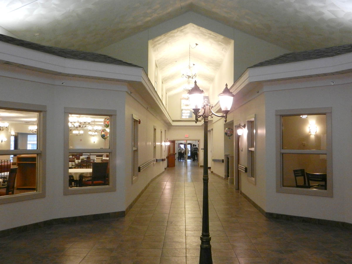 Meadowbrook Terrace Lobby