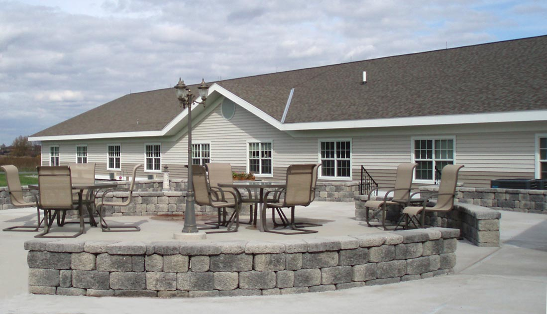 Meadowbrook Terrace Patio
