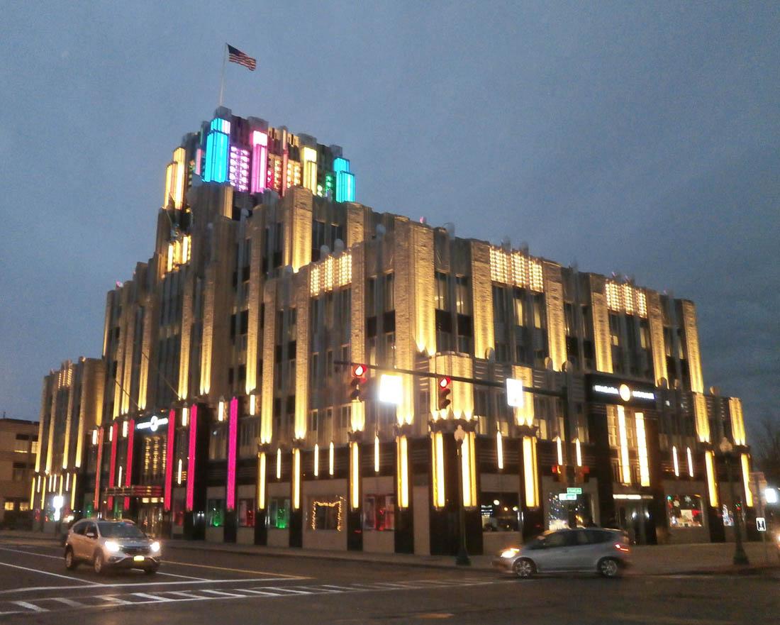N Grid Syracuse Lighting Upgrade