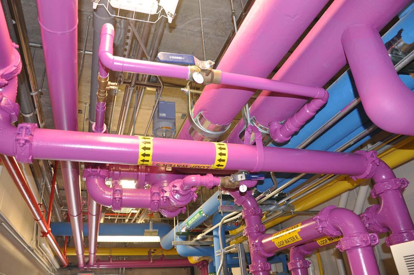 NYPA Heat Loop