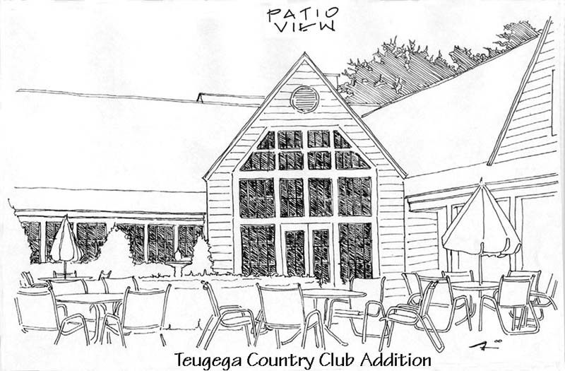 Teugega County Club Addition